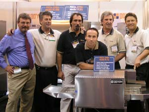 Photo groupe EFI matériel